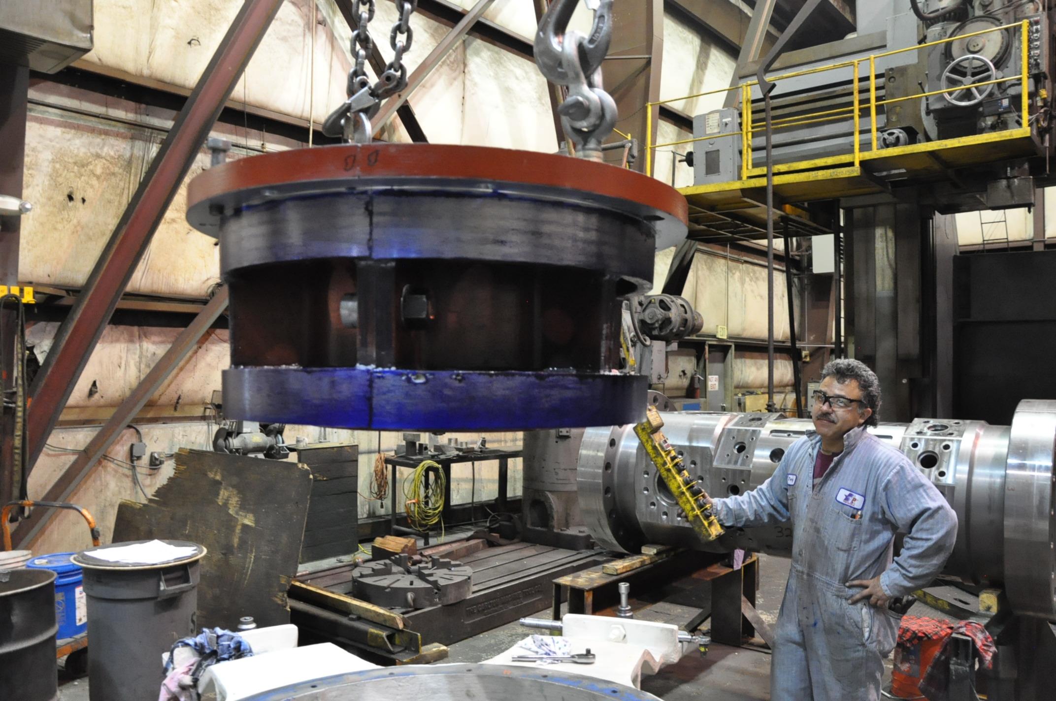 Hydro Electric Turbine Work Prime Machine Inc