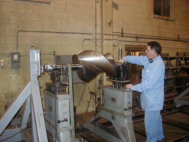 Dynamic Balancing Rotors With Precision Prime Machine Inc
