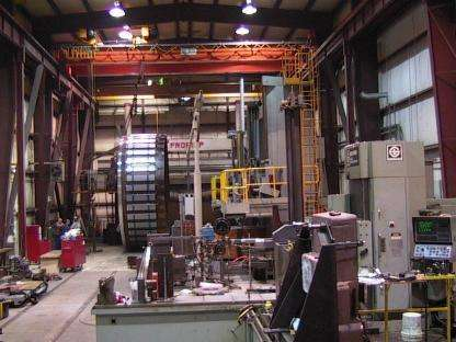 large machining multi axis machining