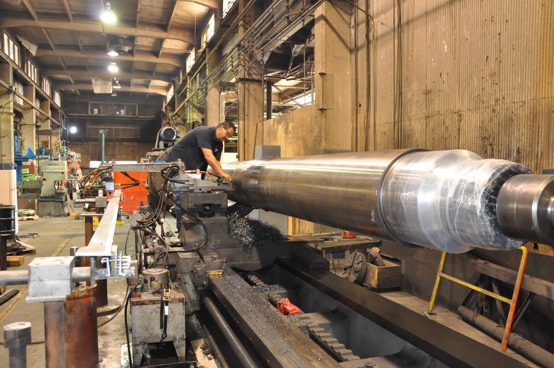Large Precision Complex Machining Capacities Prime