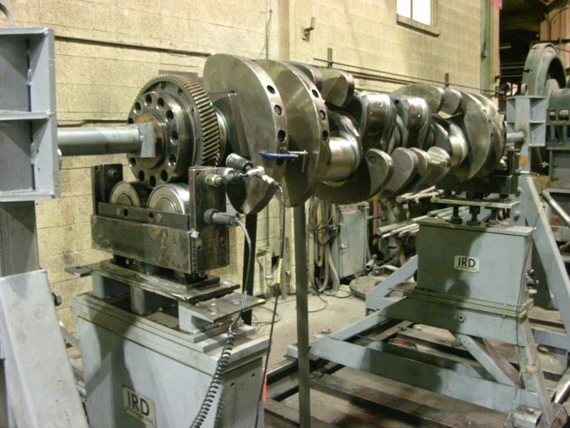 Oil & Gas equipment repairs and manufacturing - Prime