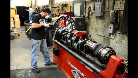 Industrial Engine Machining And Repair Prime Machine Inc